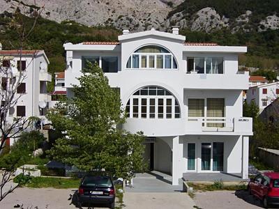 Kvarnerské ostrovy - Ostrov Krk - Baška - Apartmány Economy Baška