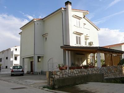 Kvarnerské ostrovy - Ostrov Krk - Baška - Apartmány Standard Baška