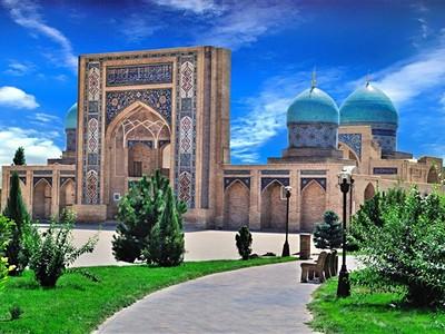 Uzbekistán, Turkmenistán - Klenotnice slavných civilizací na Hedvábné stezce