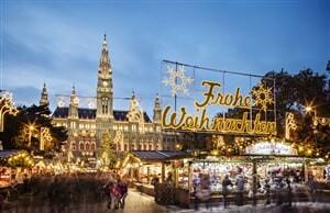 Kouzlo Vídeňského Adventu + Primark
