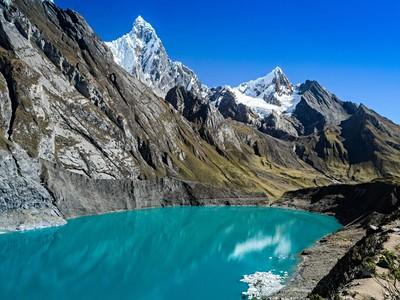 Trekking v Peru