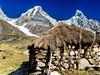 Cordillera Huayhuash - cestou na Siula Punta