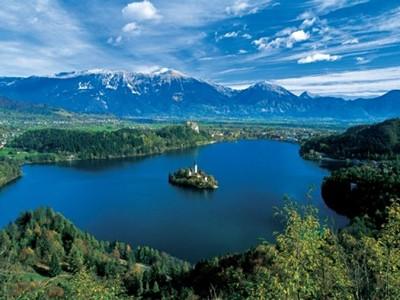 Slovinsko – hory, jeskyně a moře