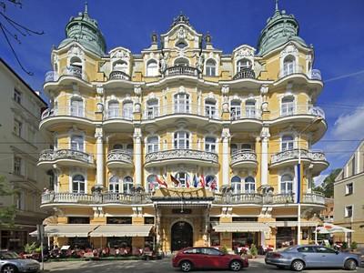 Fit v každém věku - Orea Spa Hotel Bohemia