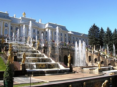 Rusko – Petrohrad