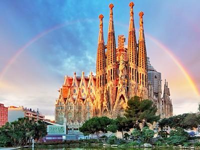 Do barevné Barcelony - Sagrada Familia, Montserrat a fotbalový stadion