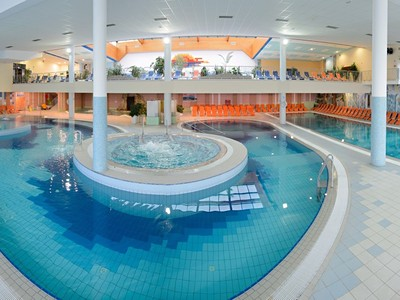 Mala Nedelja, hotel Bioterme s termálními bazény a saunami