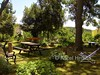 Apartmány Banjole 11 - zahrada u domu, Pula-Banjole, poloostrov Istrie, Chorvatsko