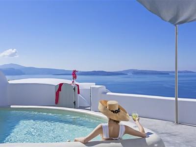 Řecko, Santorini