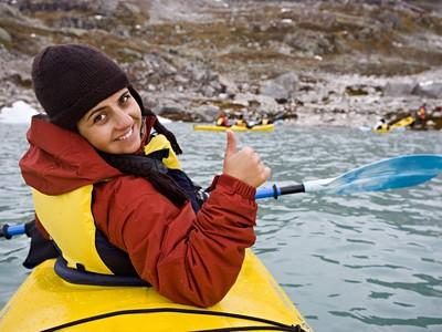 Seakajak Expedice Island a Grónsko