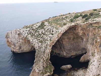 Malta na kole a seakajaku