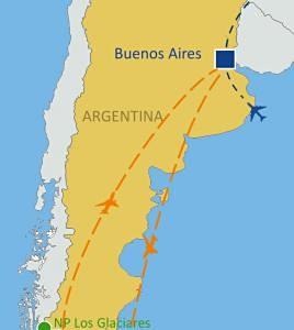 Argentina a Patagonie