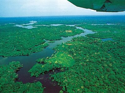 Rio de Janeiro a Amazonie