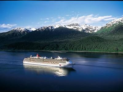 Carnival Spirit - Plavba na Aljašku (ze Seattle)