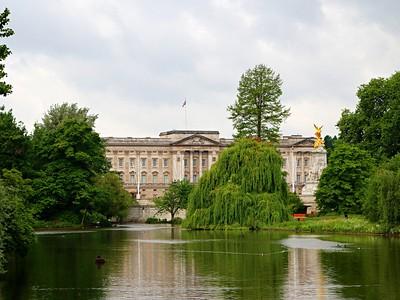 To nejlepší z Londýna + Buckingham + Windsor (letecky z Ostravy)