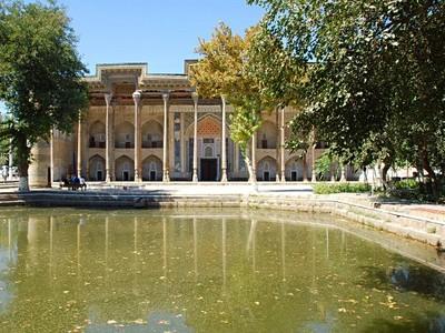 Uzbekistán - srdce Střední Asie