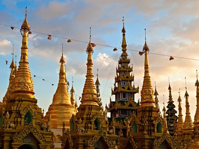 To nejlepší z Barmy