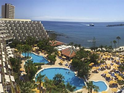 Španělsko, Tenerife