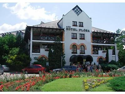 Eger - hotel Flora