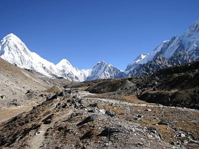 Nepál - výstup na Mera Peak - Moje první šestitisícovka