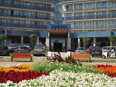 Sárvár ALL inclusive nebo polopenze, hotel Park Inn Speciální Akce 4 noci p