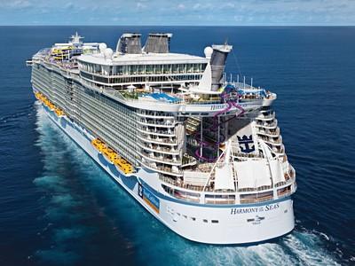 Harmony of the Seas - Usa, Bahamy, Portoriko, Nizozemské Antily...