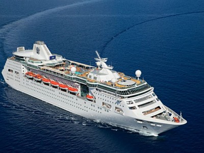 Empress of the Seas - Portoriko, Sv.Kryštof a Nevis, Barbados...