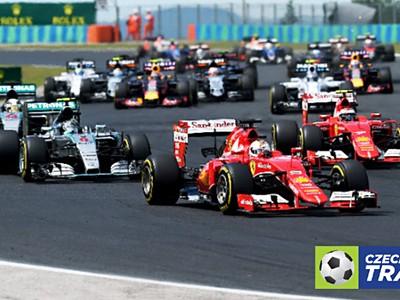 Formule 1 - Velká cena Maďarska 2020 3 noci
