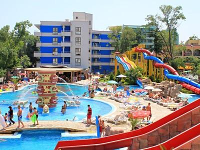 Kuban Resort & Aquapark (11 a 12 denní pobyty) letecky z Prahy