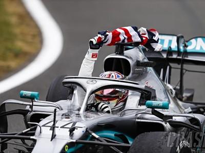 Formule 1 - Velká cena Velké Británie 2020