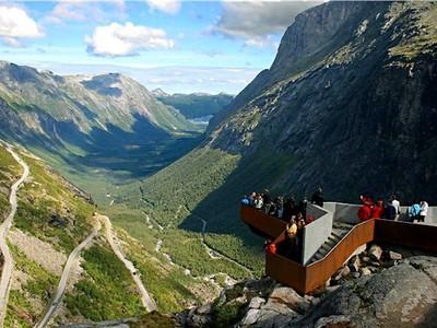 Grand tour středním Norskem