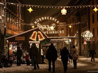 Advent v Norimberku