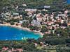 Apartmány Banjole 12, letecký pohled, Banjole, Pula, Chorvatsko