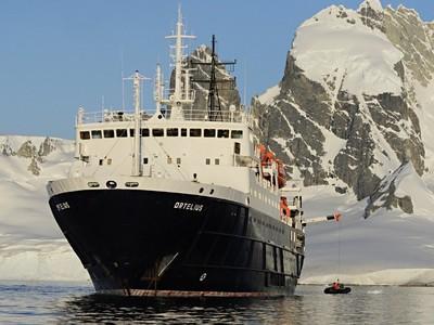 Falklandy, Jižní Georgia a Antarktický poloostrov na lodi Ortelius