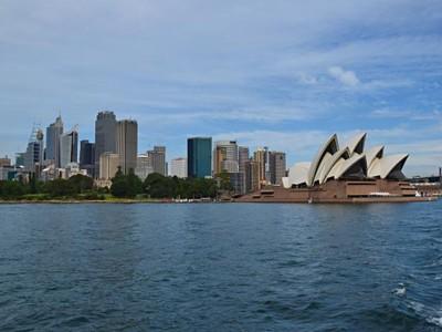 Austrálie východní pobřeží