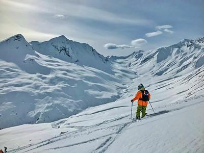 Skialpinistický ráj na Kavkazu a výstup na Elbrus