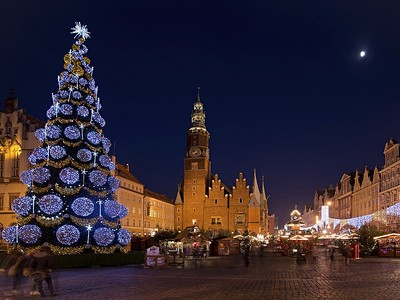 Wroclaw - Advent