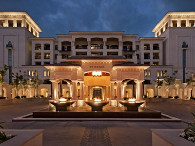 Deluxea - The St. Regis Saadiyat Island Resort, Abu Dhabi