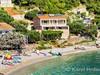 Apartmány Oleander - oblázková pláž u domu, jižní zátoky, ostrov Hvar, Chorvatsko