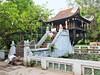 Hanoj, Pagoda 1 sloupu