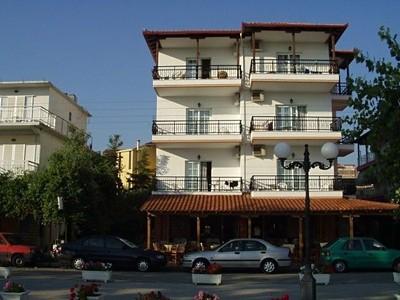 2020 Řecko Nei Pori - hotel Iro