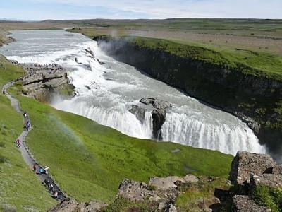 Perly Islandu - Velký Okruh