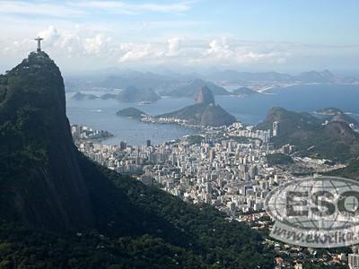 Viva la Brasil, Rio de Janeiro & vodopády Iguacu