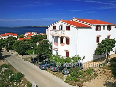 Apartmány Ivica - A2 pro 3-5 osob, 1. poschodí
