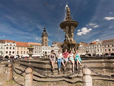 Česká republika, Jižní Čechy