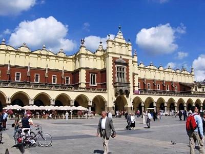 Krakov, město králů a Kroměříž