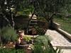 Příjemné posezení v zahradě