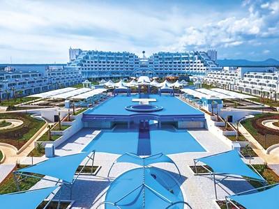 Hotel Limak Cyprus - klub Firáček