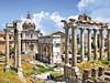 Řím - letecké víkendy