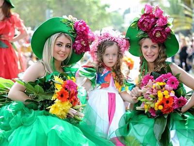 Madeira - Květinové Slavnosti